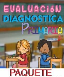 Evaluacion Diagnostica de primaria