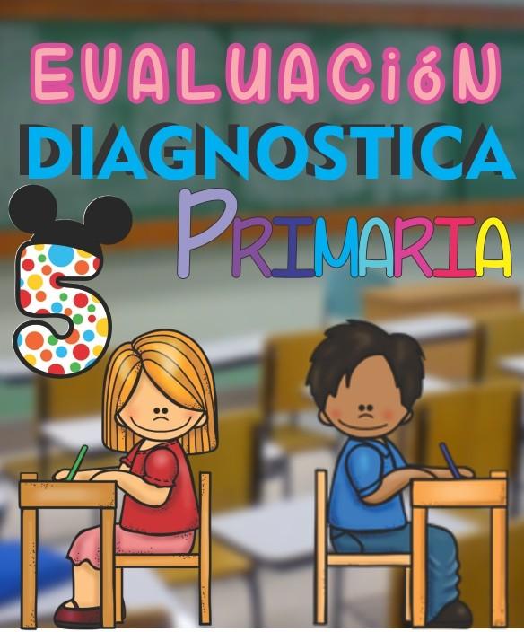 Evaluacion Diagnostica Quinto Grado de Primaria 2017 (ACTUALIZADA)