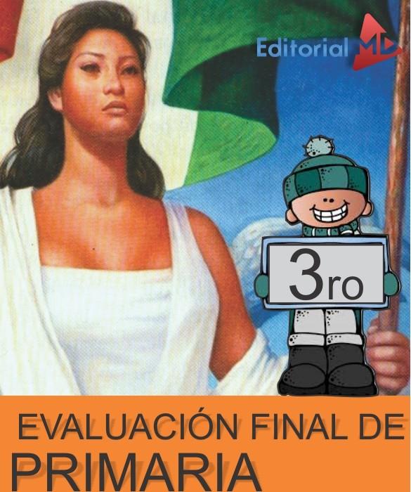 Evaluacion Final Tercero de Primaria
