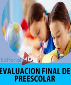 Evaluacion Final de Preescolar 2018-2019