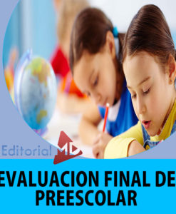 Evaluacion Final de Preescolar portada