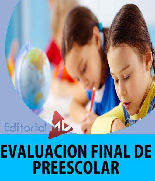 Evaluacion Final de Preescolar