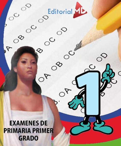 Examen de Primer Grado de primaria