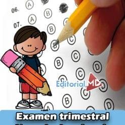 Examen de primaria sexto grado