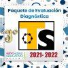 Exámenes Diagnósticos 3er Grado Telesecundaria 2021 - 2022