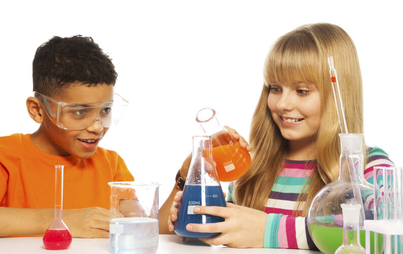 Experimentos para tus Proyectos Escolares