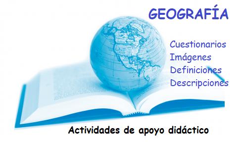 Geografía: Actividades Didácticas De Apoyo Para Docentes