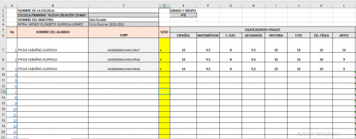 Generador De Fichas Descriptivas en Excel 01