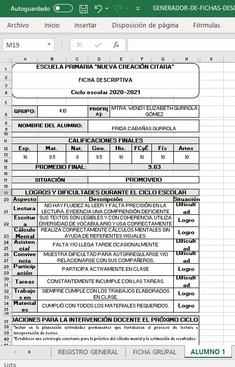 Generador De Fichas Descriptivas en Excel 03