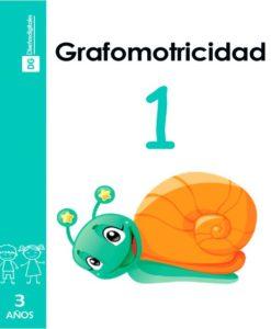 material de Grafomotricidad para niños