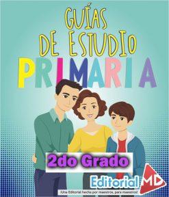 Guía de Estudio de 2o. Grado de Primaria 2020