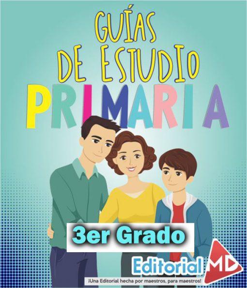 Guía de Estudio de 3er. Grado de Primaria 2020