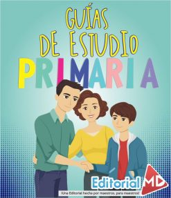 Guías de Estudio para Primaria (TODOS LOS GRADOS)
