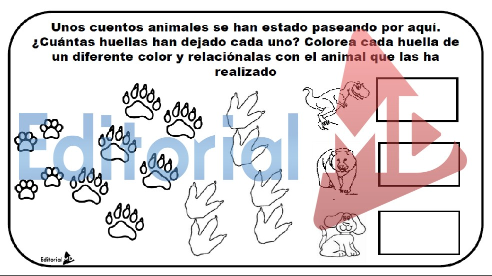Dinosaurios Para Niños Para Imprimir (CON ACTIVIDADES)
