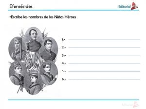 Efemérides México