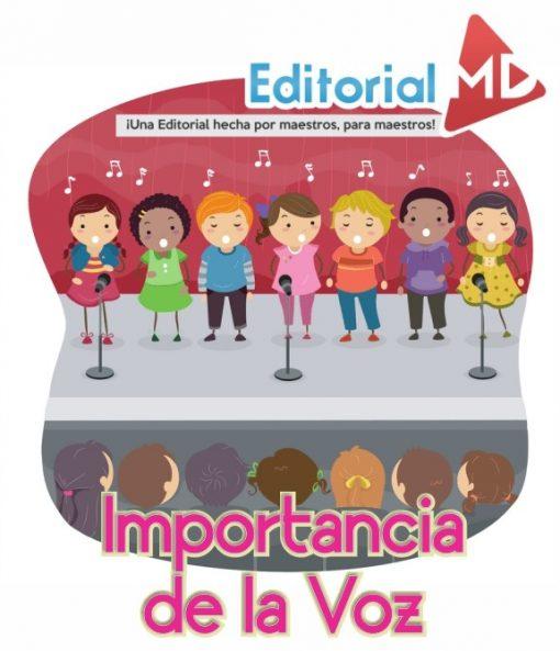 Importancia de la Voz para niños