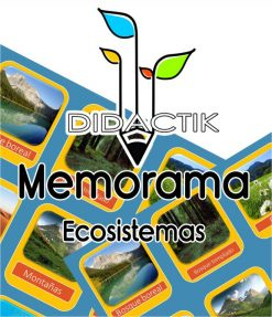 Juego de Memorama de Ecositemas