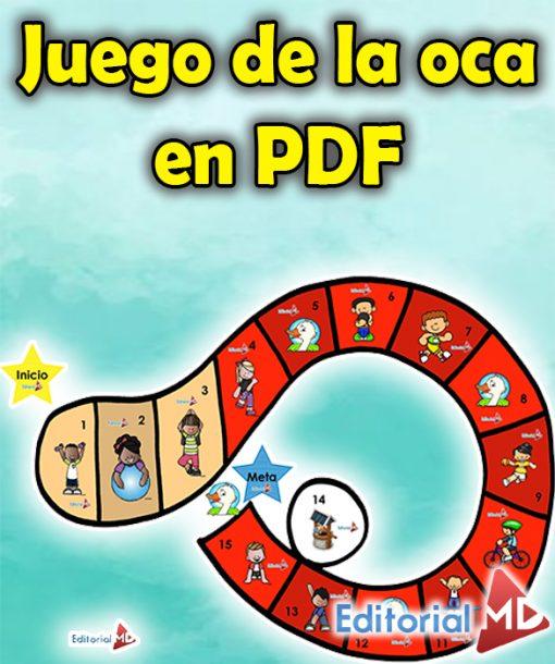 Juego de la oca en PDF