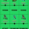 Juegos de dominó de palabras en lengua maya01