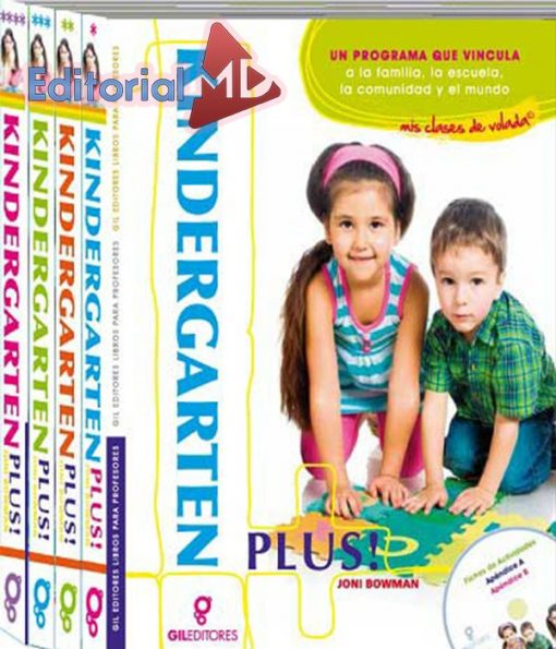 Kindergartner Plus