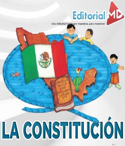 La constitucion Mexicana para niños