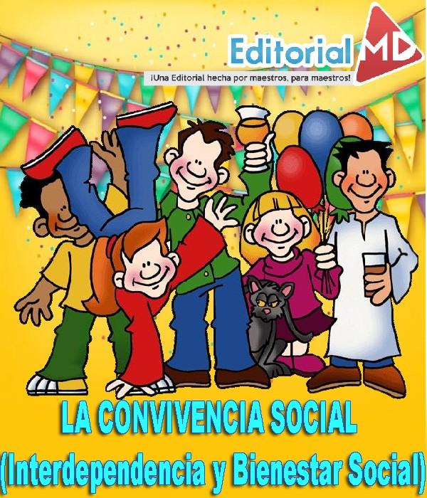 La convivencia Social explicada para niños