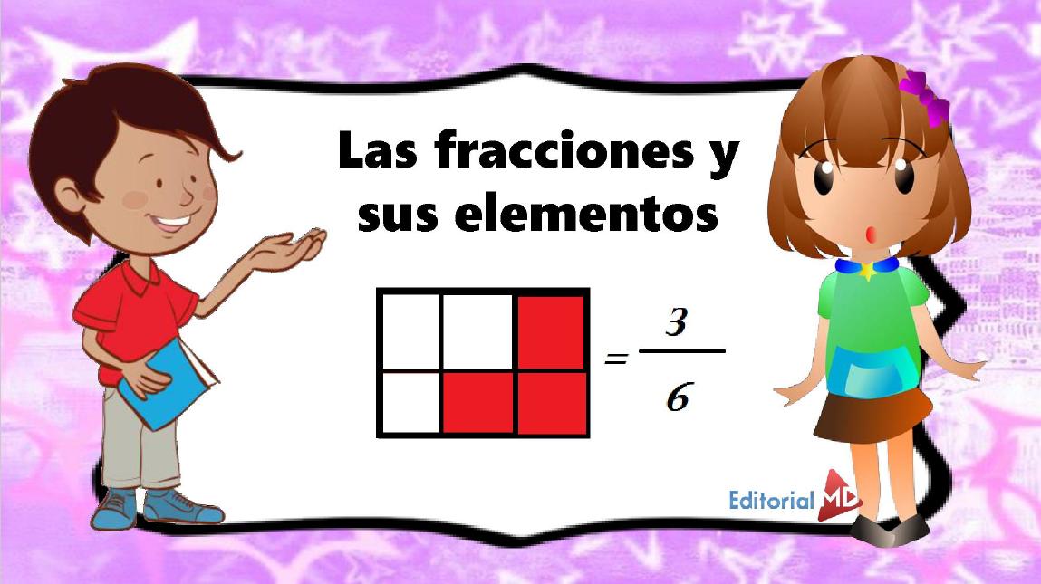 Ejemplo Las Fracciones para Niños 01