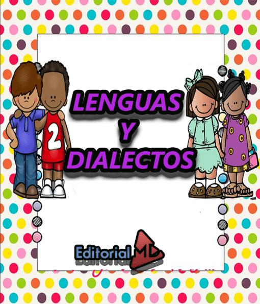 Lenguas y dialectos