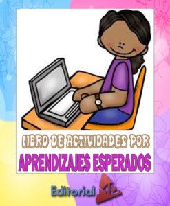 Libro de Actividades por Aprendizajes Esperados Editorial MD