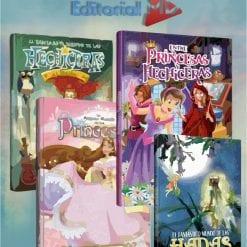 Libros de Princesas