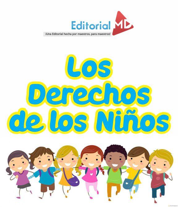 Los derechos de los ni os material para imprimir preescolar for Derechos de los jovenes