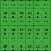Lotería y dominó de las tablas de multiplicar01