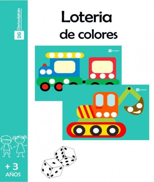 Loteria de colores