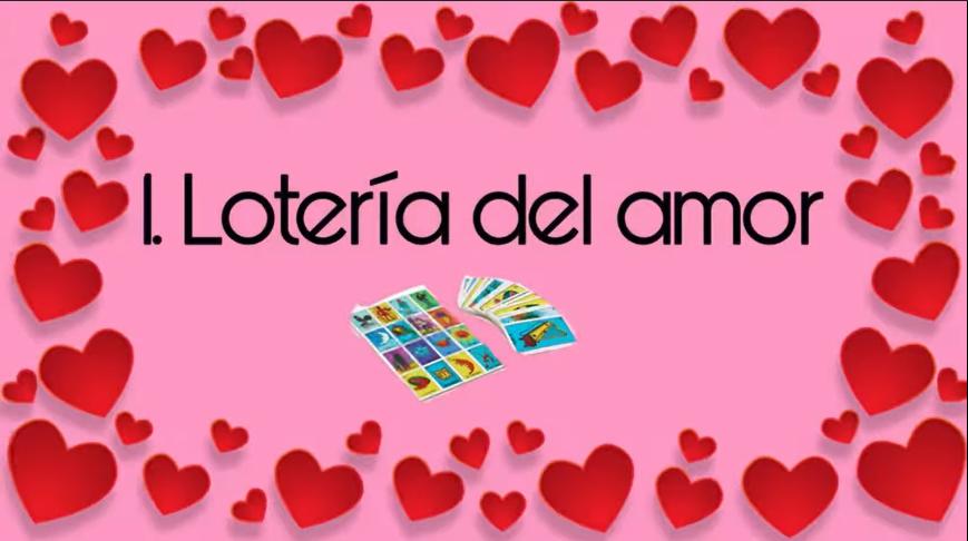 Loteria del amor