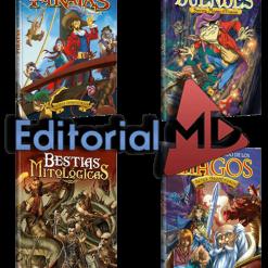 Colección de Magos, Piratas y Duendes 4 T.