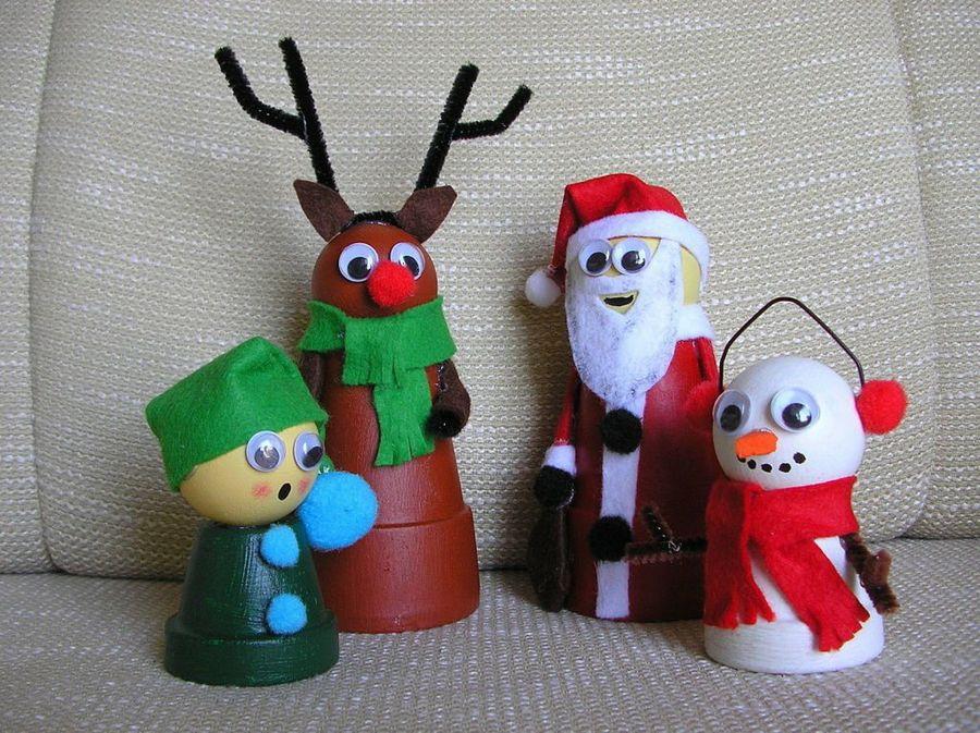 3 manualidades para navidad f ciles y hermosas - Manualidades para navidades faciles ...