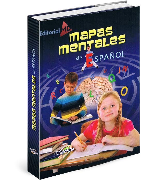 Mapas mentales Español y matematicas