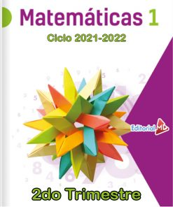 Matematicas ciclo 2021-2022 1er grado