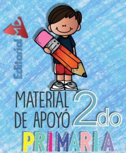 Material de Apoyo segundo de primaria