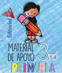 Material de Apoyo tercero de primaria