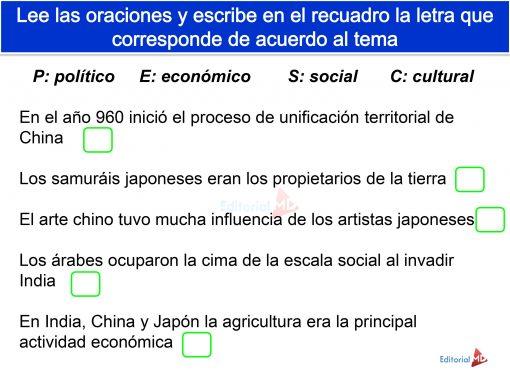Material de la Culturas De Asia Y Sus Aportaciones