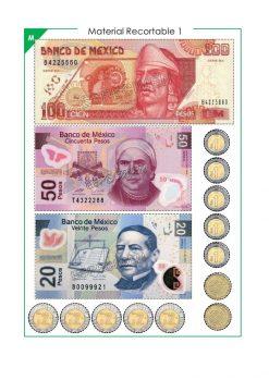Secuencia para aprender el valor de las monedas