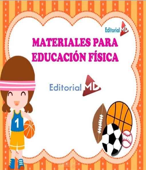 Materiales para educación física