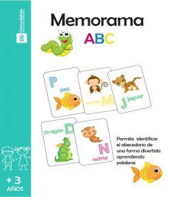 Memorama del abecedario para imprimir