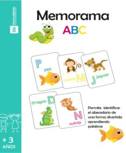Memorama ABC