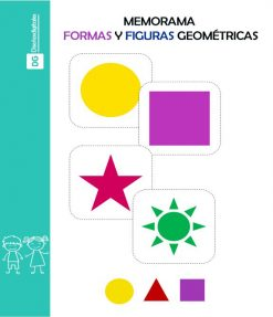 Mi Primer Memorama de Formas y Figuras Geométricas