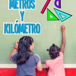 metros y kilometros para niños