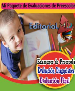 Mi Paquete de Evaluaciones de Preescolar