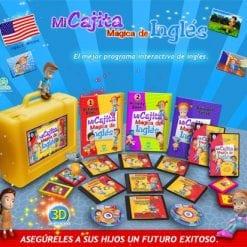 Mi Cajita Mágica de Inglés