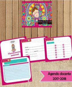 Mi hermosa agenda escolar